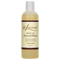 Body Oil - Coconut Cream