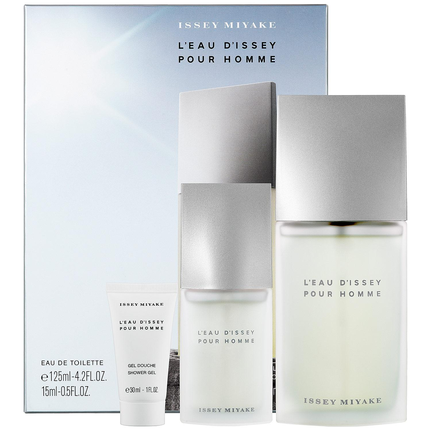 issey miyake l 39 eau d 39 issey pour homme gift set questions. Black Bedroom Furniture Sets. Home Design Ideas