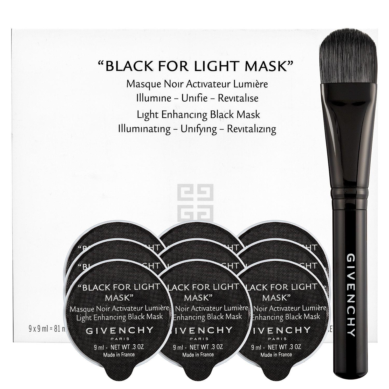 Black For Light Mask Light Enhancing Black Mask