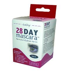 28 Day Mascara - Black 25pk