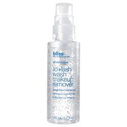 Lid & Lash Wash Makeup Remover