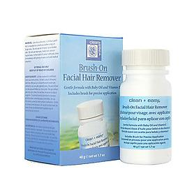Brush-On Facial Hair Remover 1.7 oz.