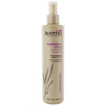 Nourish + Style Fortifying Hairspray
