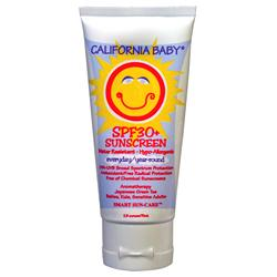 Cal Baby SPF 30+ Sunscreen - Everyday/Year - Round