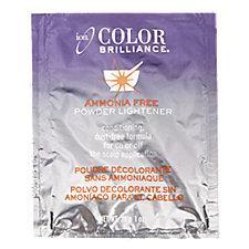 Ion Color Brilliance Ammonia Free Lightener