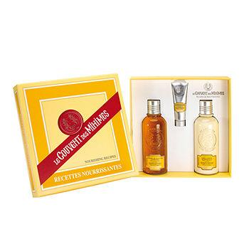 Nourishing Recipes with Honey and Shea Butter1 kit