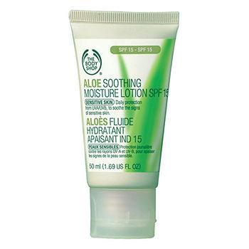 Aloe Soothing Moisture Lotion SPF 151.69 fl oz (50 ml)