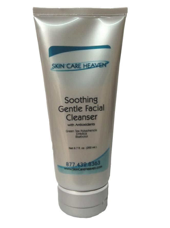 Soothing Gentle Facial Cleanser
