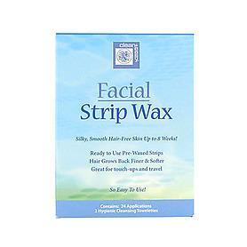 Facial Strip Wax