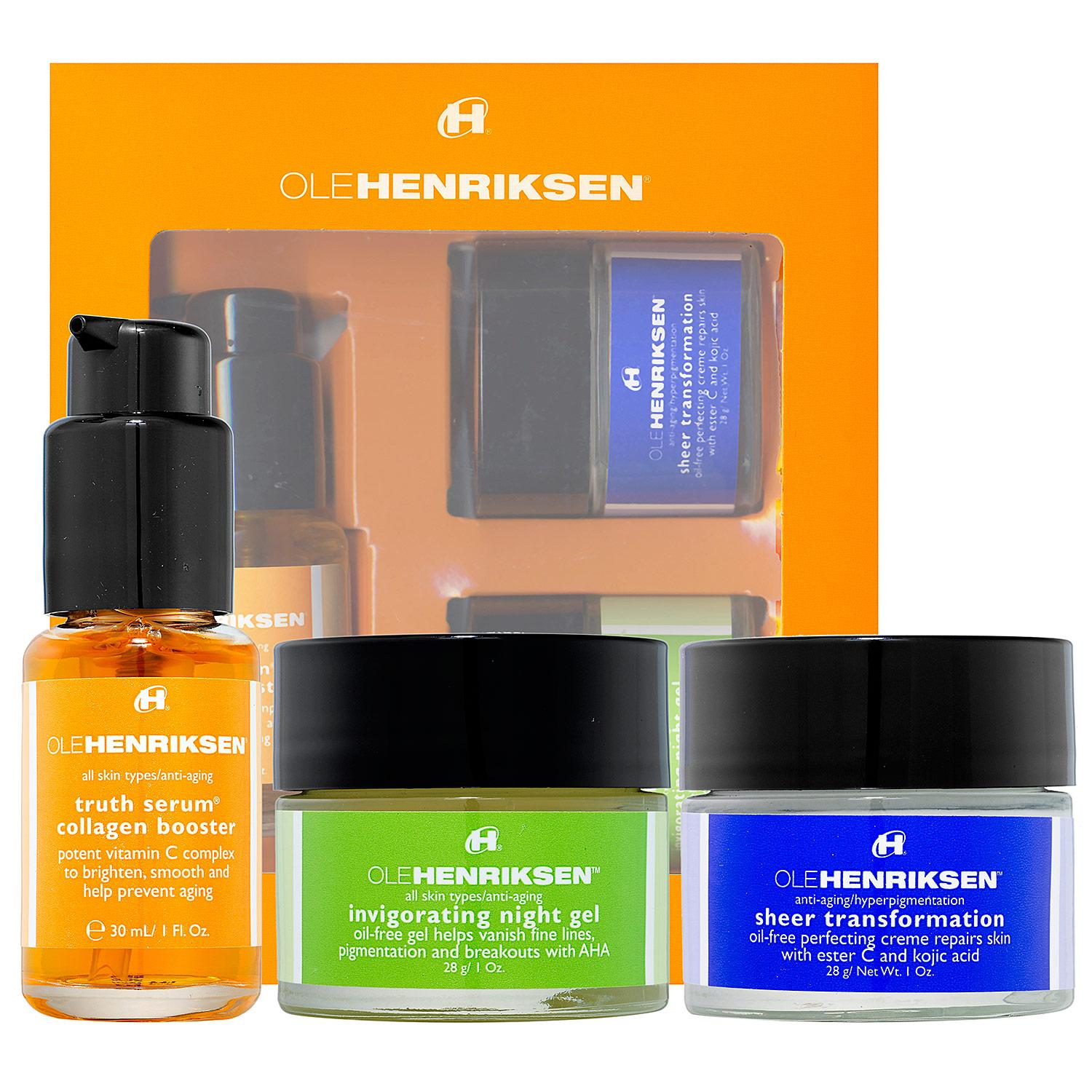 ole henriksen truth serum percent vitamin c