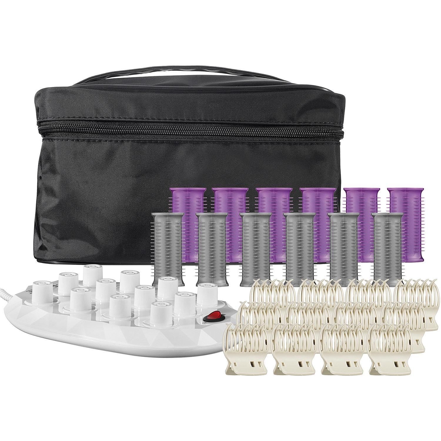 Ion Hot Rollers Short Length Style Set