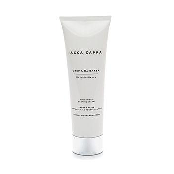 White Moss Shaving Cream4.4 fl oz (125 ml)