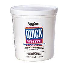Quick White Powder Lightener 1 lb.