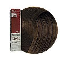 Anti-Aging Demi Permanent Liqui-Creme Haircolor 4N Dark Brown