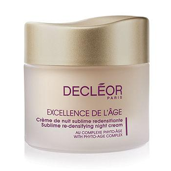 Excellence De L'Age Sublime Re-Densifying Night Cream 50 ml