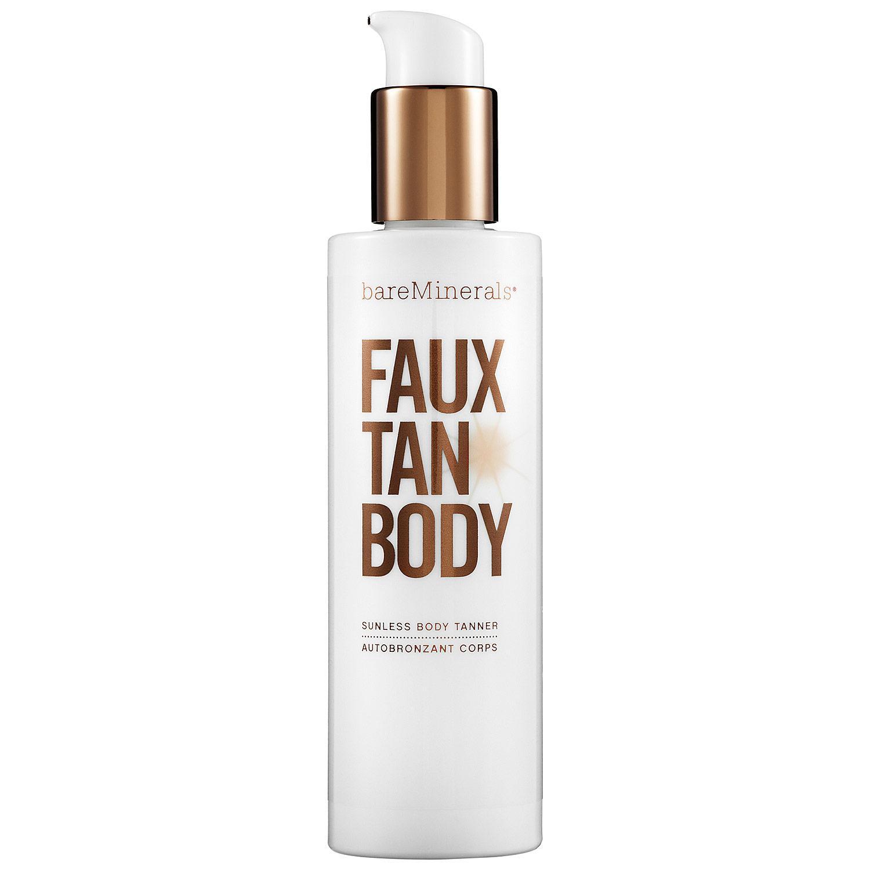 Faux Tan Body Sunless Body Tanner