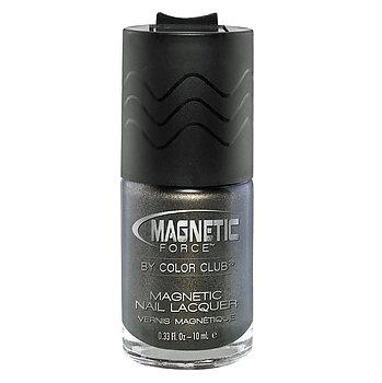 Magnetic Nail Lacquer- Steel of the Night