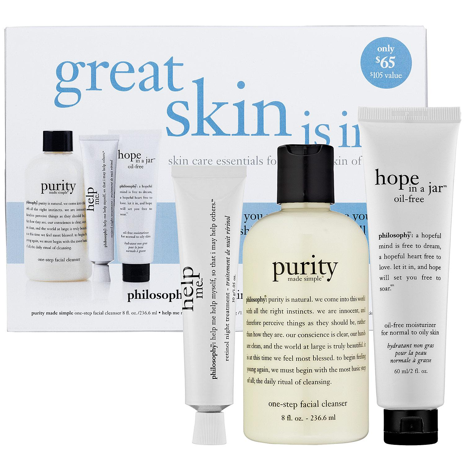 Great Skin Is In™ - Normal to Oily