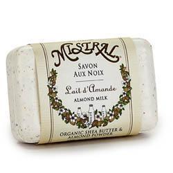 Shea Butter Soap - Exfoliating Almond Milk