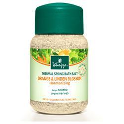 Thermal Spring Bath Salt - Orange & Linden Blossom