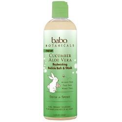 Cucumber Aloe Vera - Replenishing Bubble Bath 13.5oz