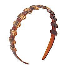 DCNL Brushed Tortoise Headband