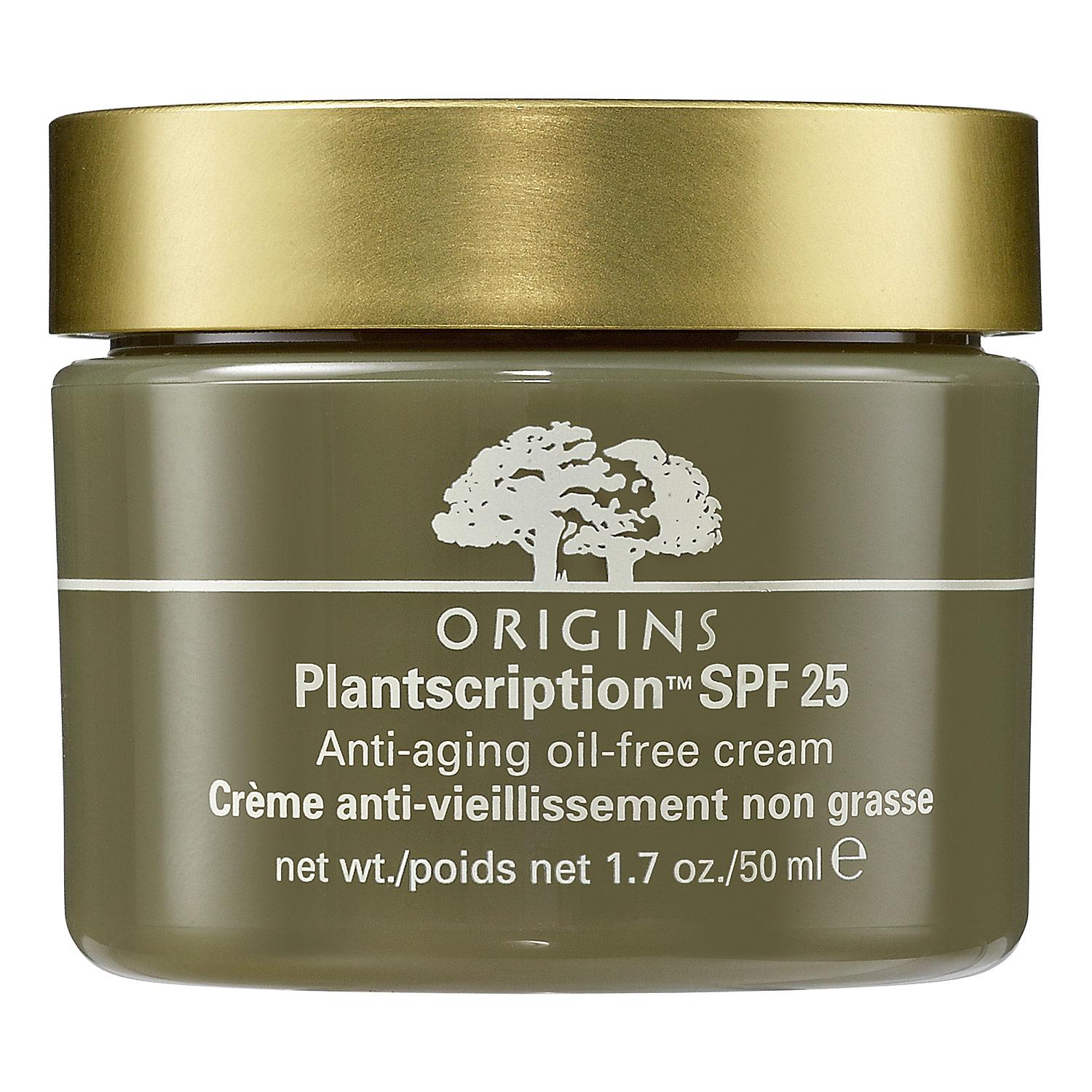 Plantscription™ SPF 25 Anti-Aging Oil-Free Cream