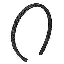 DCNL Black Beaded Headband