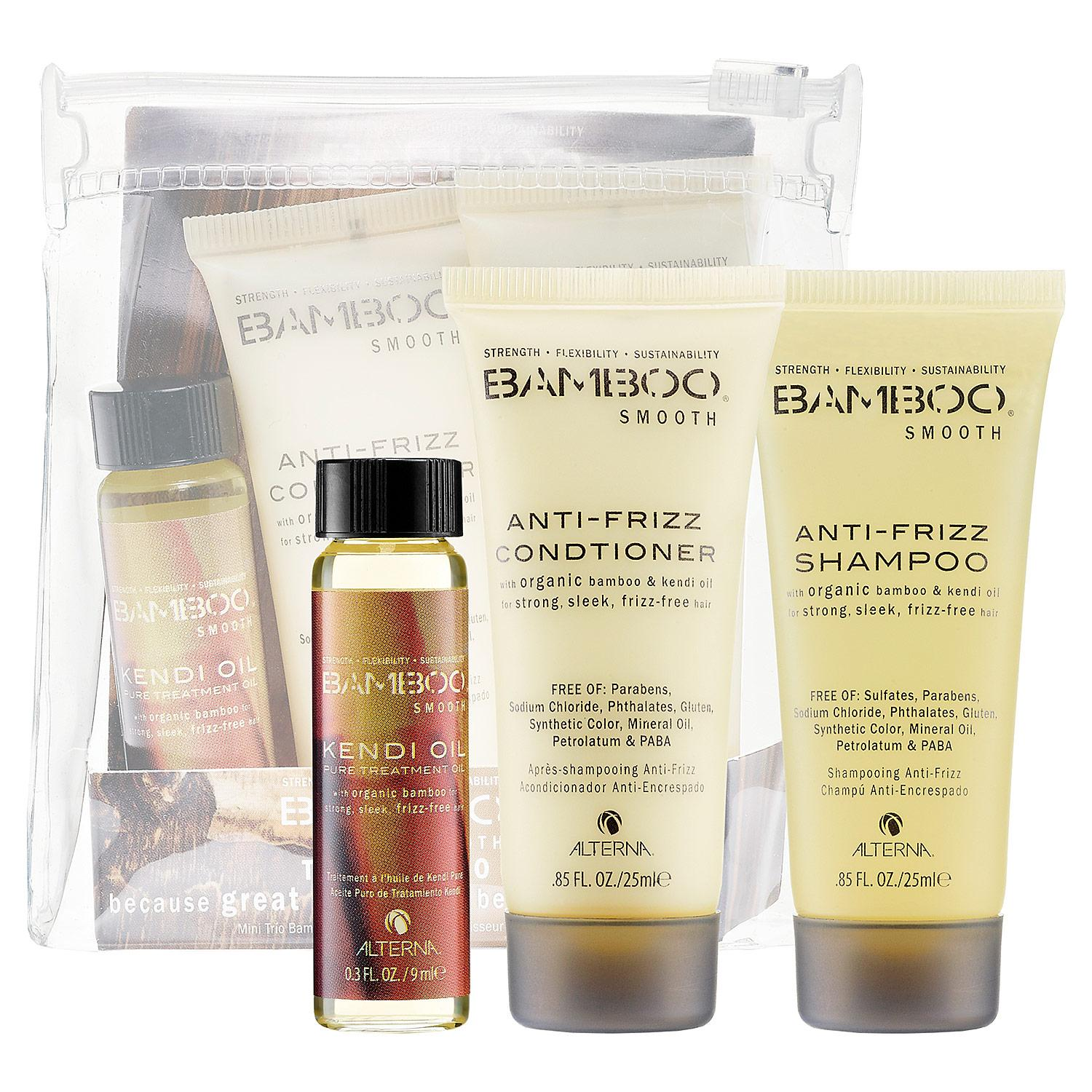 Bamboo Smooth® Try Me Trio Kit