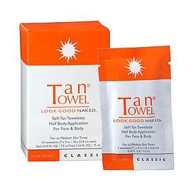 Tantowel Classic Half Body - 10 pack