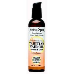 Tahitian Hair Oil 4oz