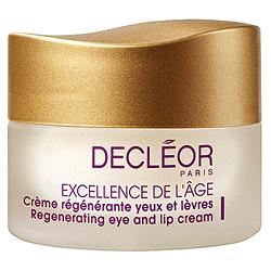 Excellence De L'Age Regenerating Eye and Lip Cream