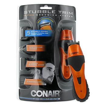 Stubble Trim 14-Piece Grooming System