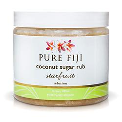 Coconut Sugar Rub - Starfruit