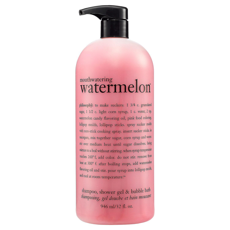 Mouthwatering Watermelon™ Shampoo, Shower Gel & Bubble Bath