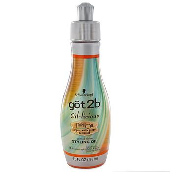 Oil-licious Styling Oil