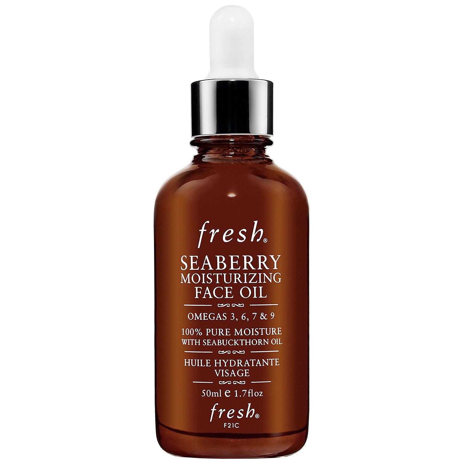 Seaberry Moisturizing Face Oil