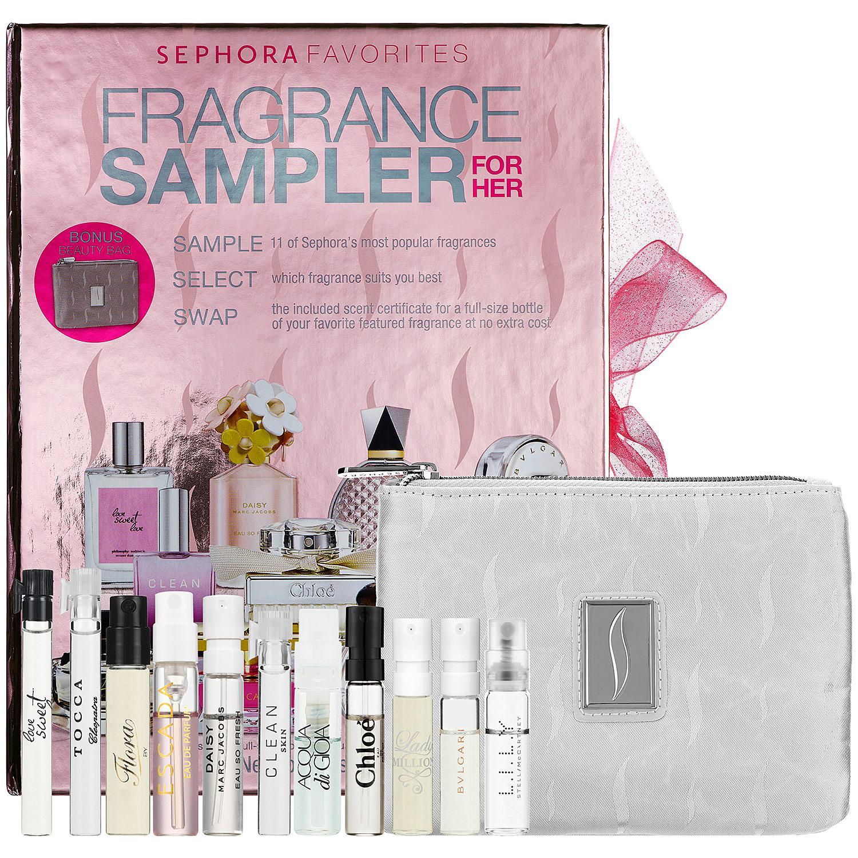 Fragrance Deluxe Sampler For Her