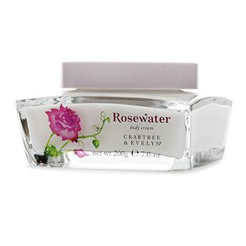 Rosewater Body Cream200 g