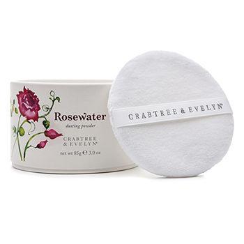 Rosewater Dusting Powder85 g