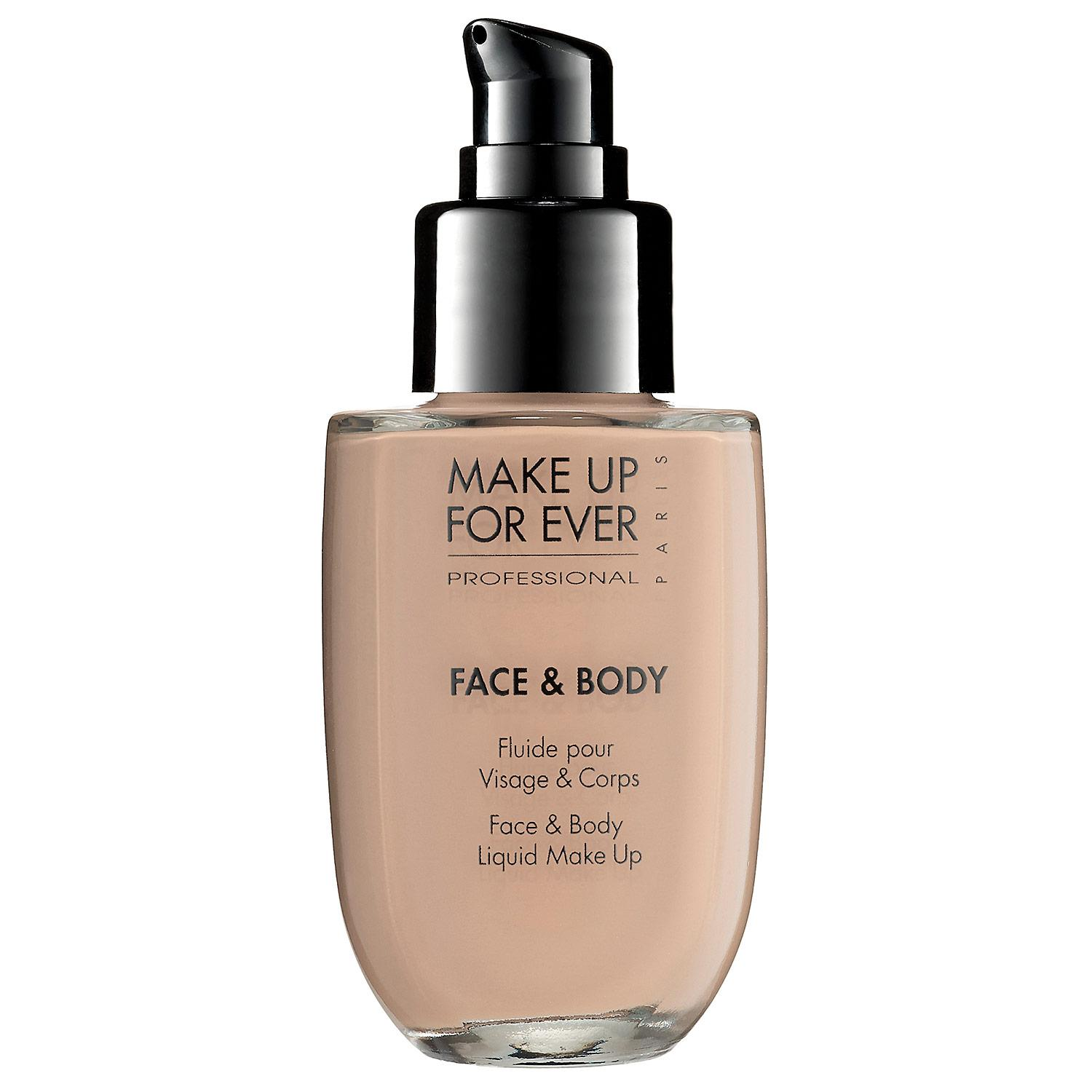 Face & Body Liquid Makeup