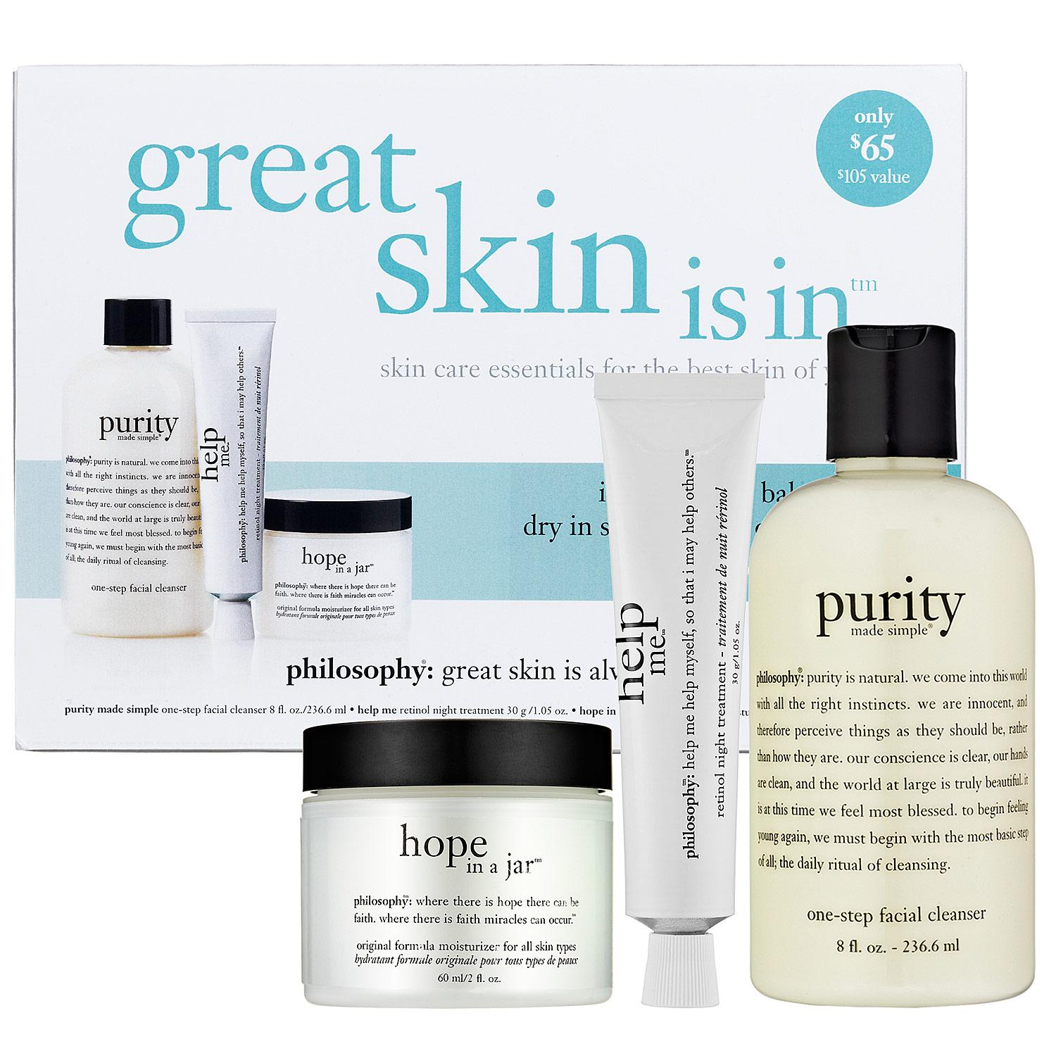 Great Skin Is In™ - Normal to Combination