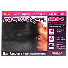 Fabu-Laxer Gro-7 Relaxer System