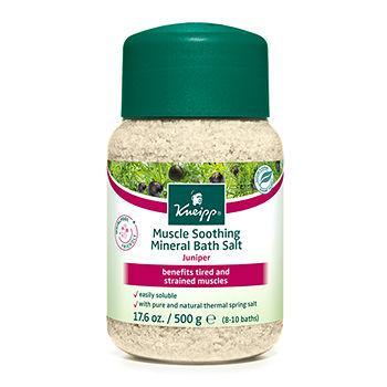Juniper Muscle Soothing Mineral Bath Salts17.6 oz