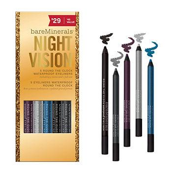 The Night Vision- Round the Clock Waterproof Eyeliner Set ($45 value) 1 gift set