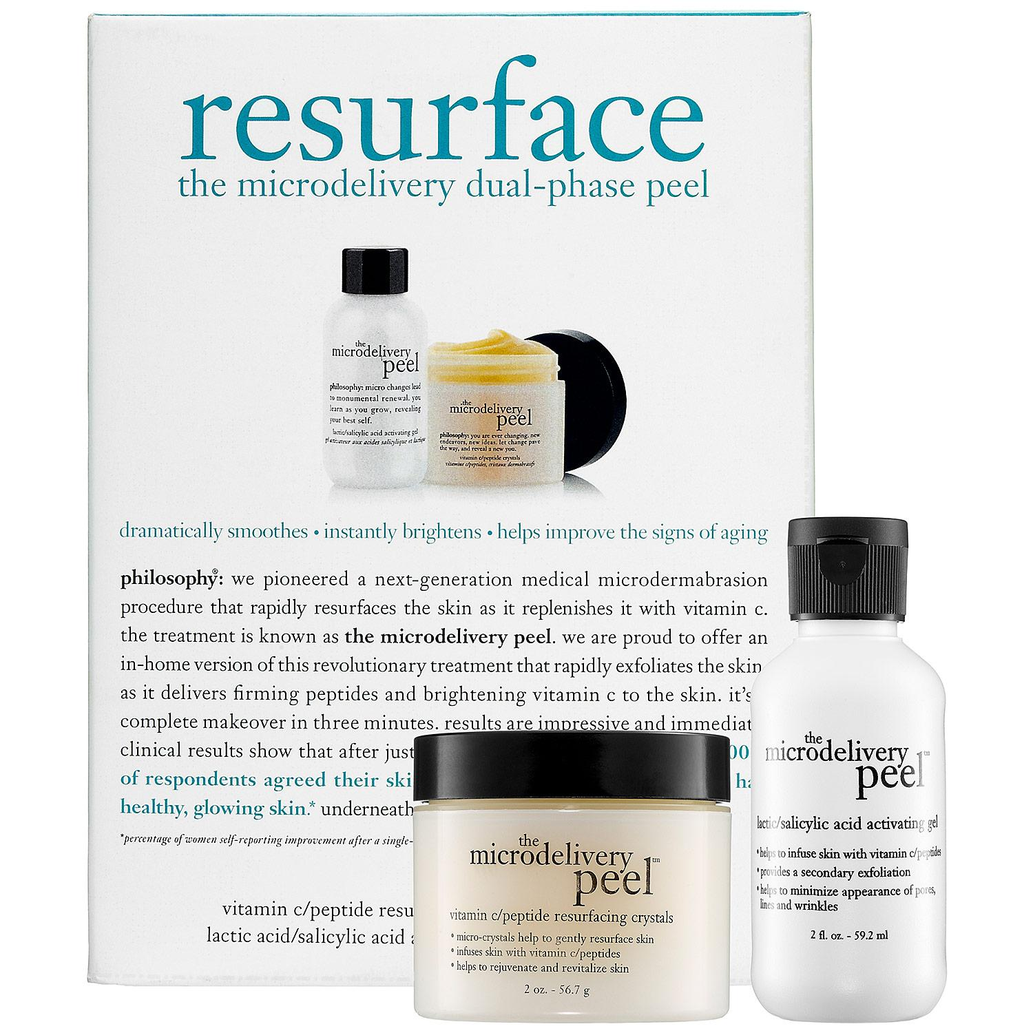 Resurface - The Microdelivery Dual-Phase Peel