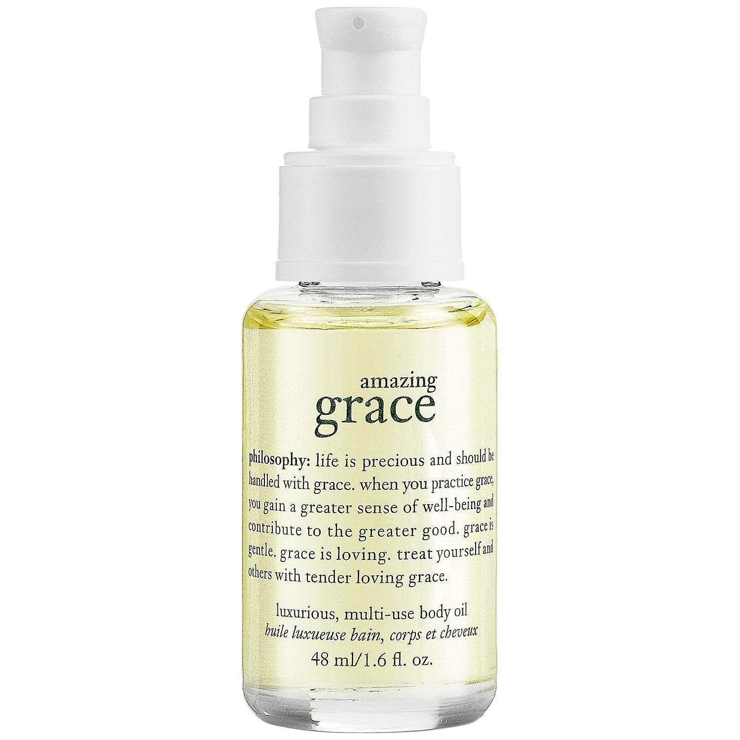 Amazing Grace Luxurious Multi-Use Body Oil