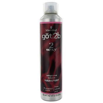 2 Sexy Volume Hairspray