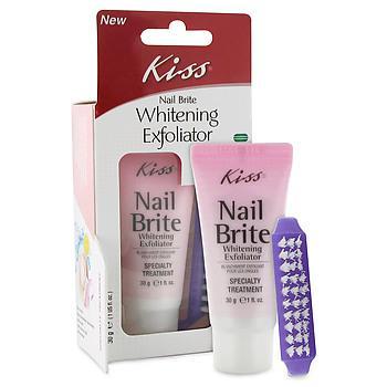 Kiss Brite Exfoliator Nail Whitening