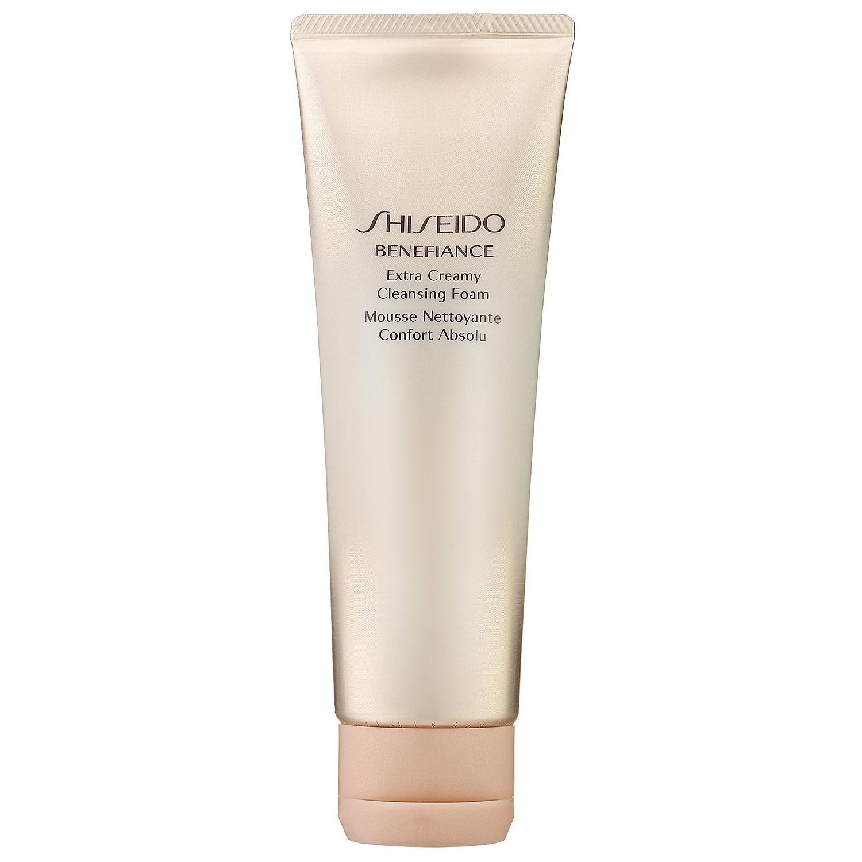 Benefiance WrinkleResist24 Extra Creamy Cleansing Foam